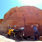 Moab on Groms, so much fun!