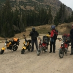 Epic Trek to Jackson – 2 Groms, 2 CT110
