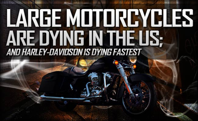 Bike Bandit's Article on Large Motorcycles