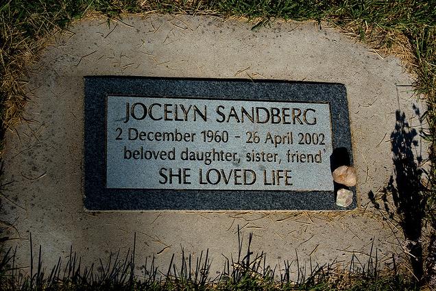 Jocelyn's Marker